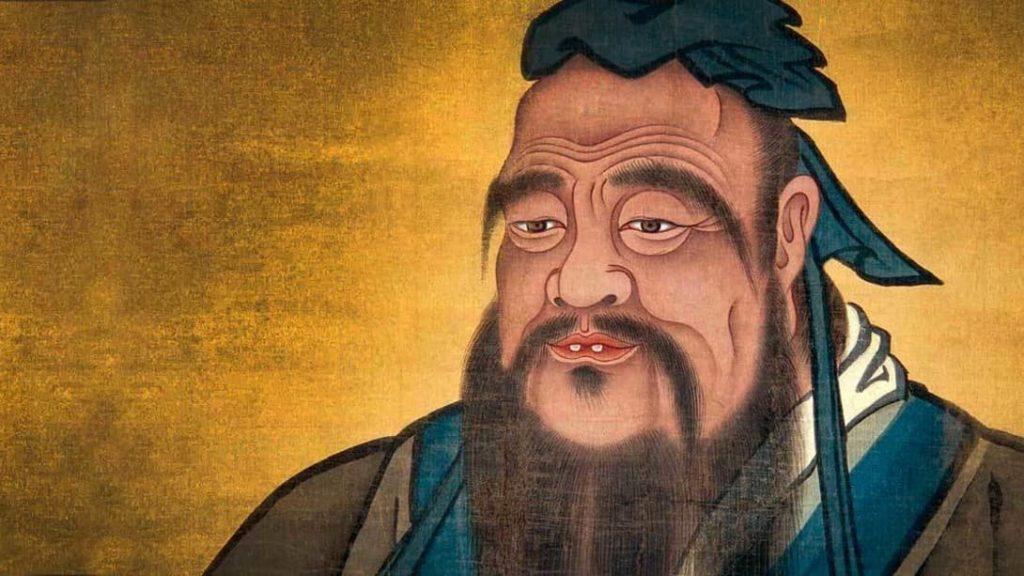 Confucio es considerado el padre del primer examen de la historia.