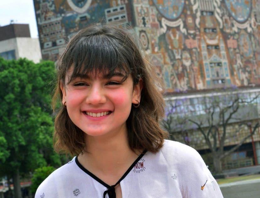 Paloma Allende Vargas consiguió en el 2019 obtener un puntaje casi perfecto. Hoy es una prodigiosa estudiante de la carrera de Medicina y uno de los estudiantes con mayor puntaje en los exámenes de selección en México.